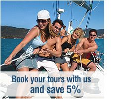 Book your Whitsundays Tours